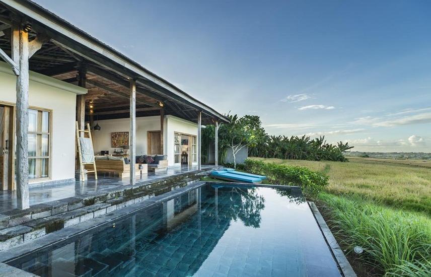 Alami Luxury Villas & Resort Bali - Pool