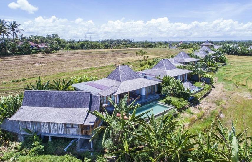Alami Luxury Villas & Resort Bali - Exterior