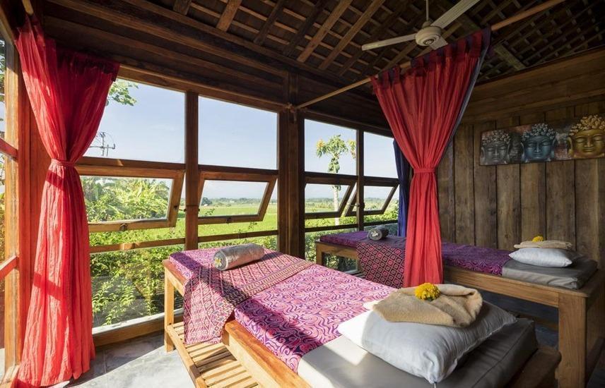Alami Luxury Villas & Resort Bali - Spa