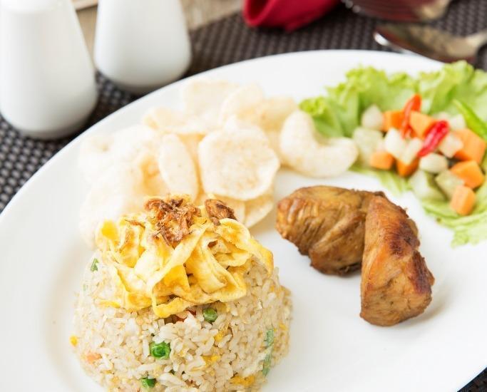 Lemo Hotel Tangerang - Nasi Goreng
