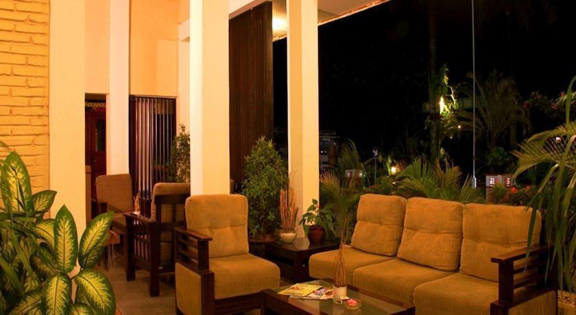 Hotel Jayakarta Anyer Serang - Teras