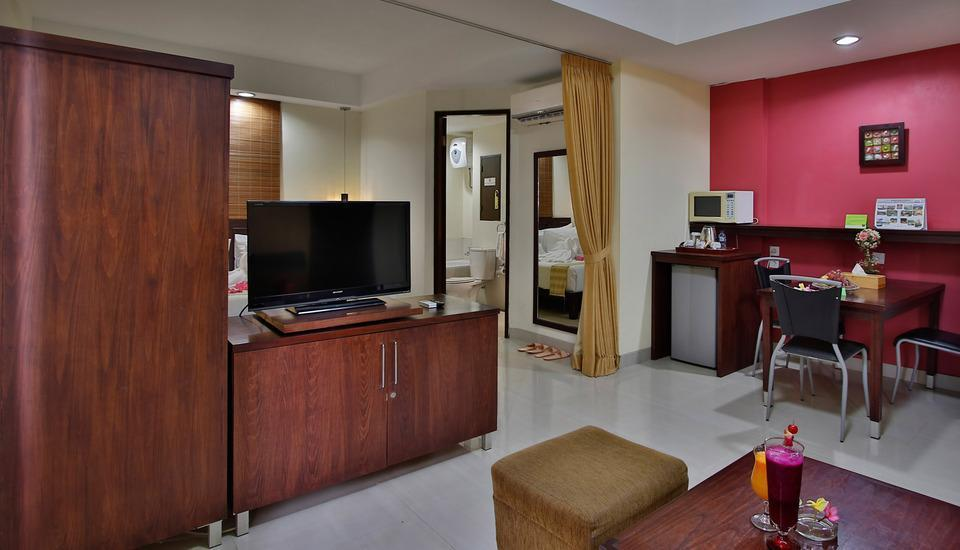 Hotel Jayakarta Anyer Serang - Boutique Suite - Room Only Regular Plan