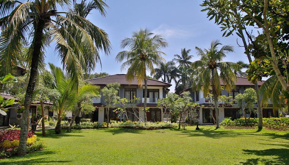 Hotel Jayakarta Anyer Serang - Garden