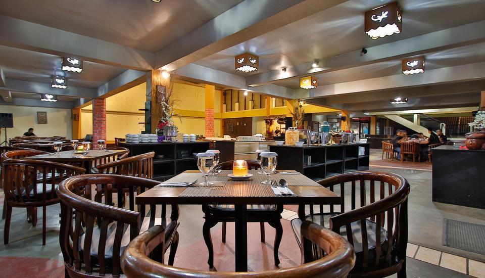 Hotel Jayakarta Anyer Serang - Restaurant