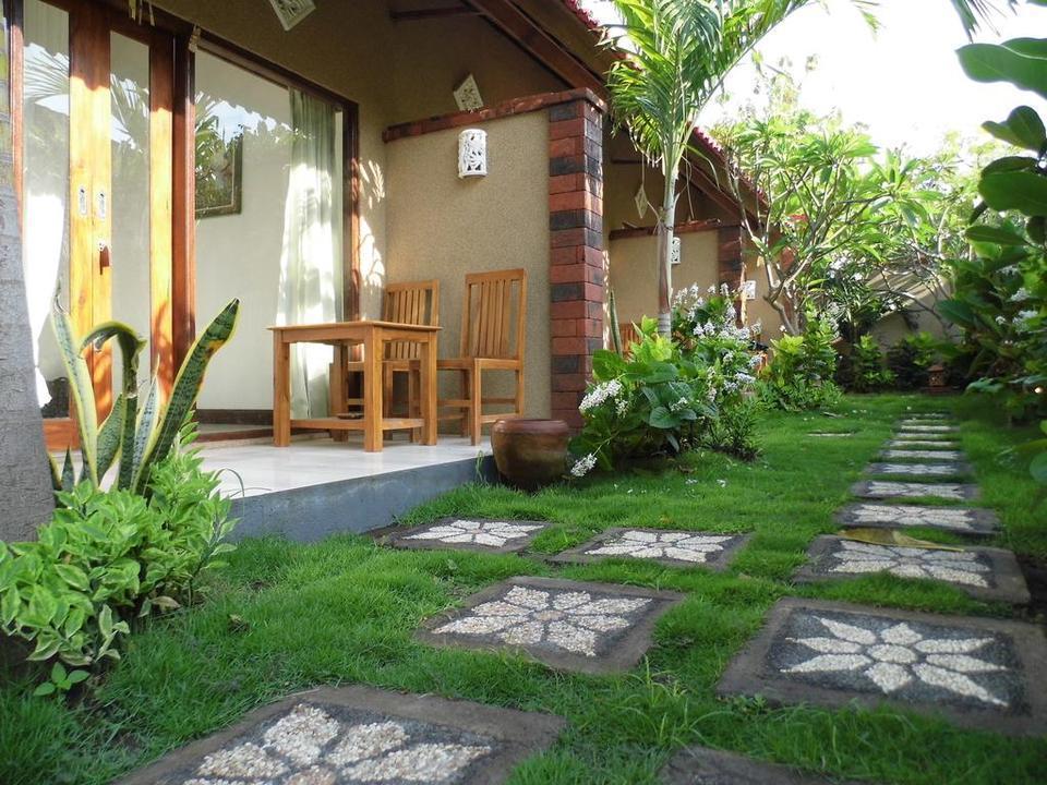 Menjangan Homestay Bali - Deluxe  Double or Twin Room Regular Plan