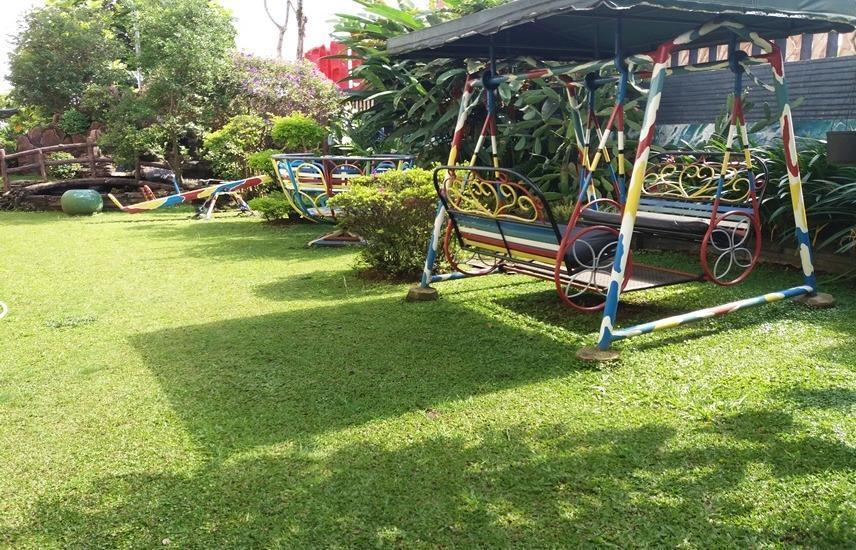 Hotel Delaga Biru Cipanas - Taman