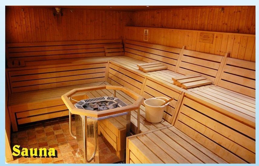 Hotel Delaga Biru Cipanas - Sauna