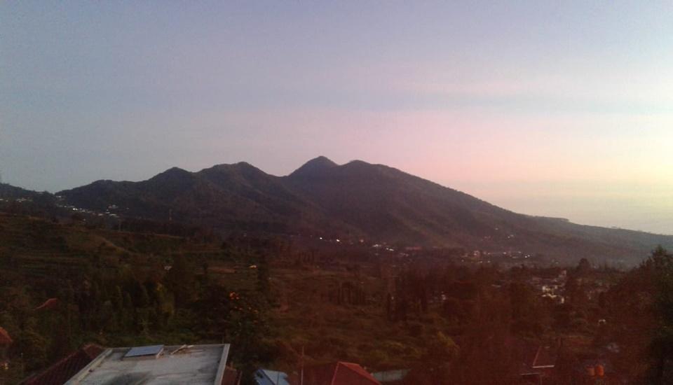 Mon Bel Hotel Cianjur - View