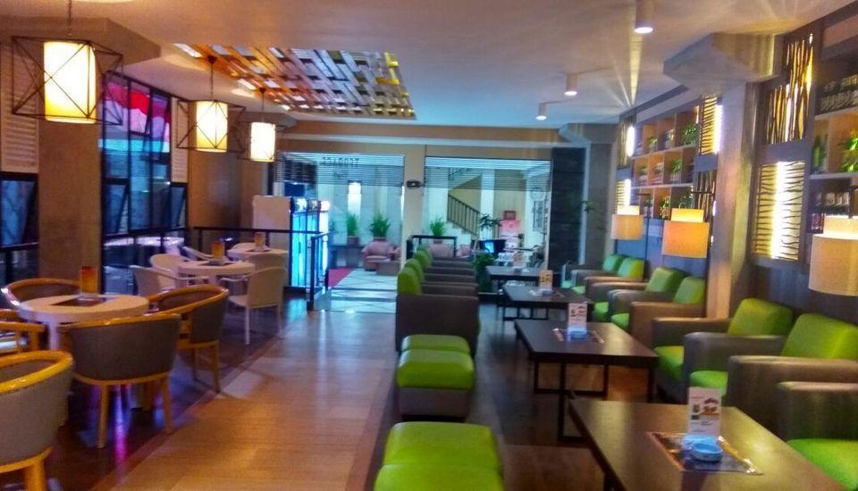 Hotel Puriwisata Baturaden - Lobby