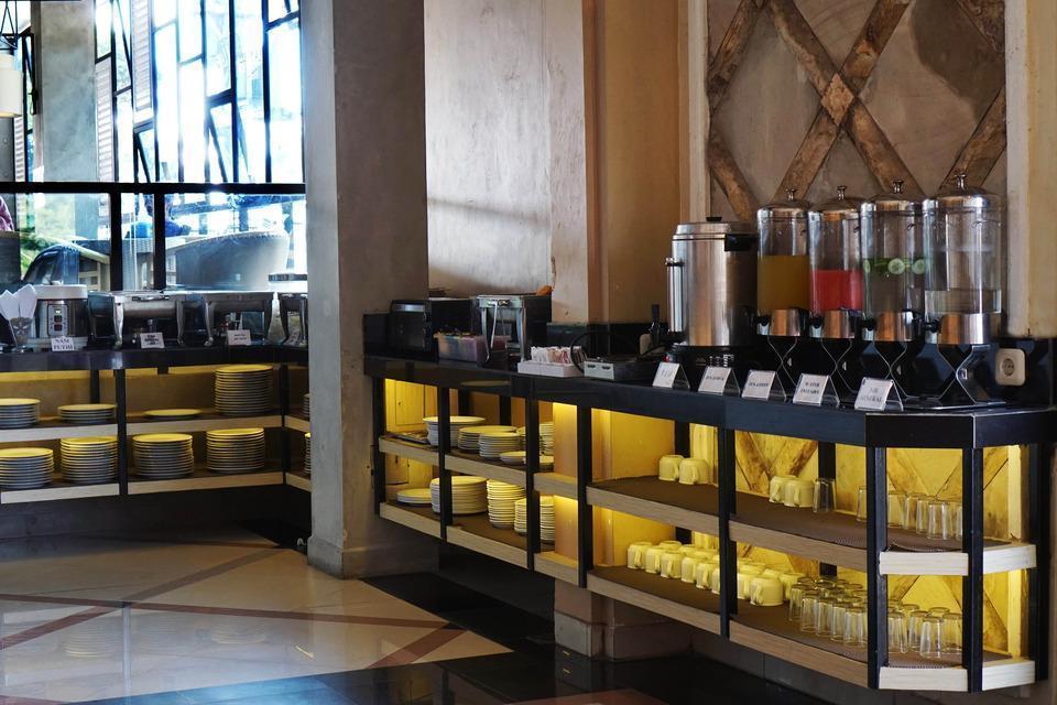 Hotel Puriwisata Baturaden - Terace Cafe