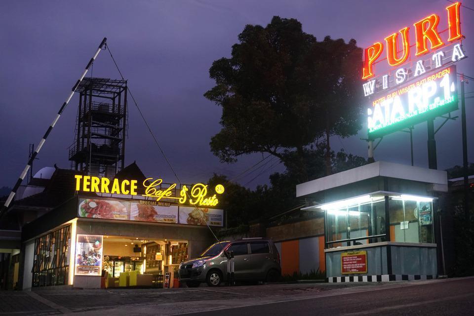 Hotel Puriwisata Baturaden - Loby