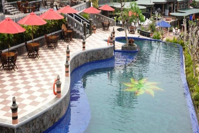 The Jhons Aquatic Resort Cianjur - Kolam Renang