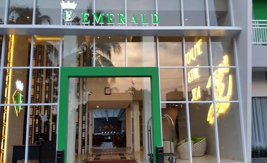 Emerald Pangandaran Hotel Pangandaran - Eksterior