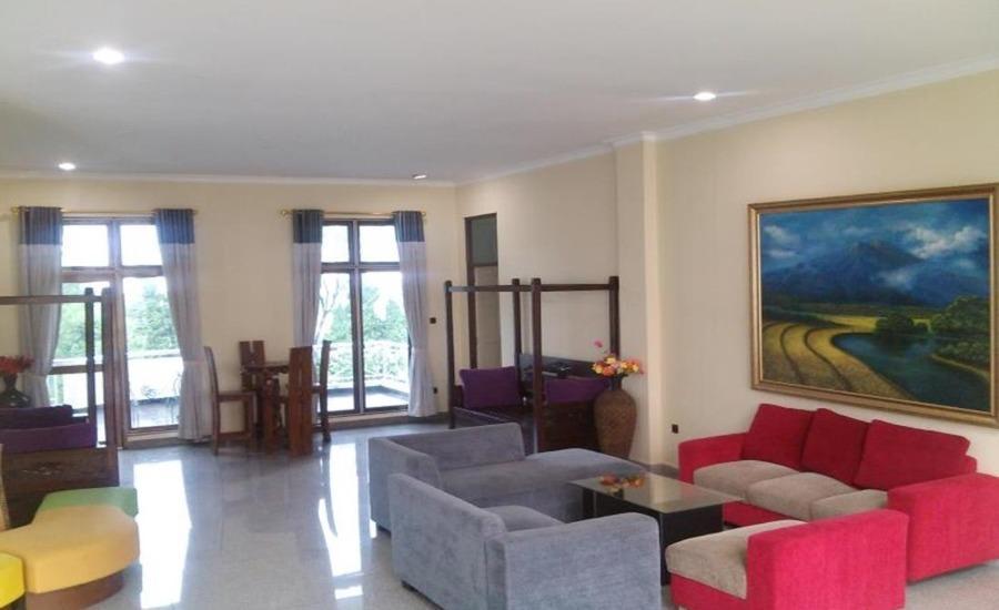 D'Bless Hotel Bogor - Interior
