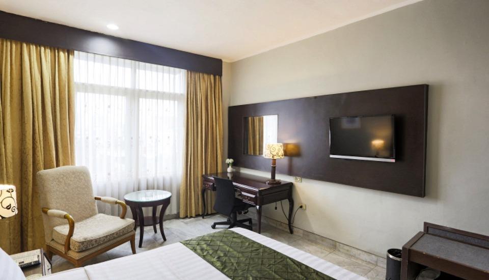John's Pardede International Hotel Jakarta - Kamar Deluxe