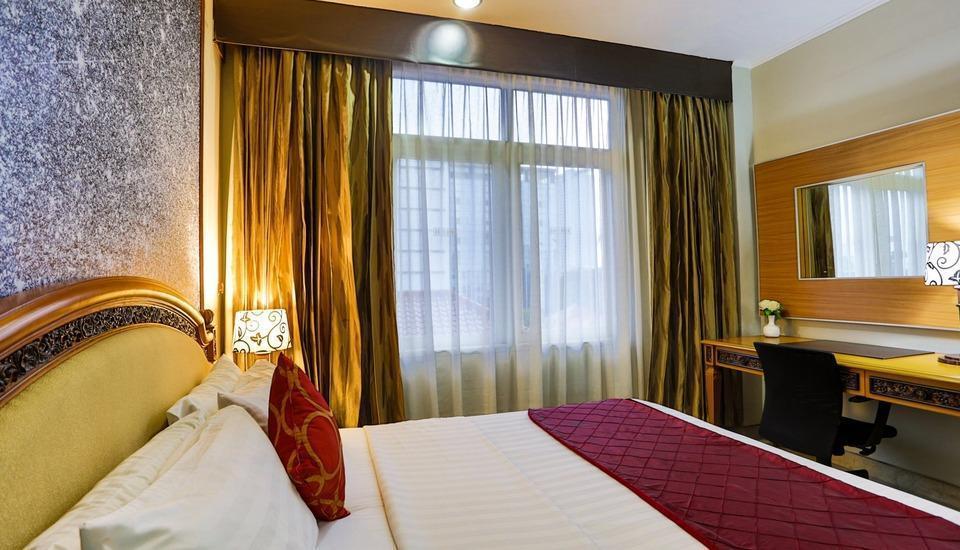 John's Pardede International Hotel Jakarta - Kamar Superior