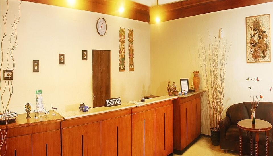Hotel Pasuruan Pasuruan - Resepsionis