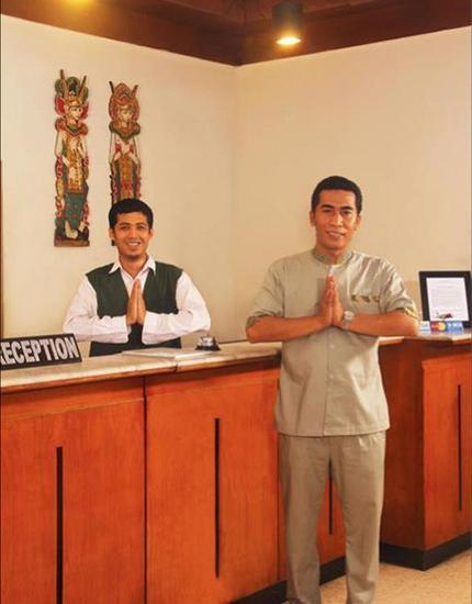 Hotel Pasuruan Pasuruan - Greetings