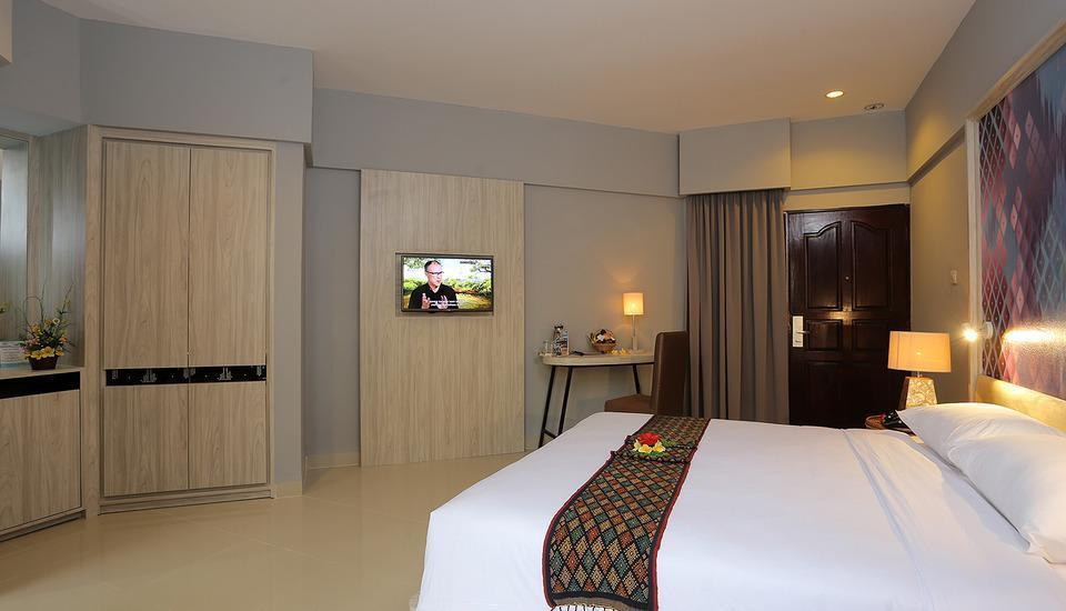 Aruna Senggigi Resort & Convention Lombok - Deluxe King Cottage - Room Only  MAYDAY DISC 45% - Free 15 Minutes Massage