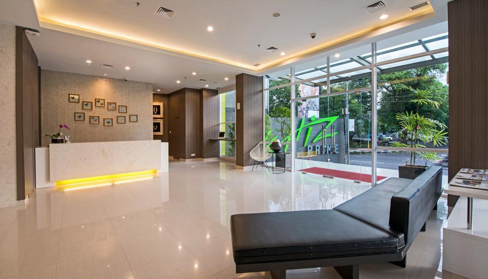 Whiz Prime Hasanuddin Makassar - Lobby