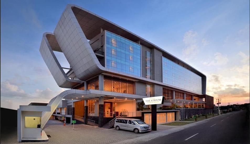 The Atrium Hotel & Resort Yogyakarta - Exterior