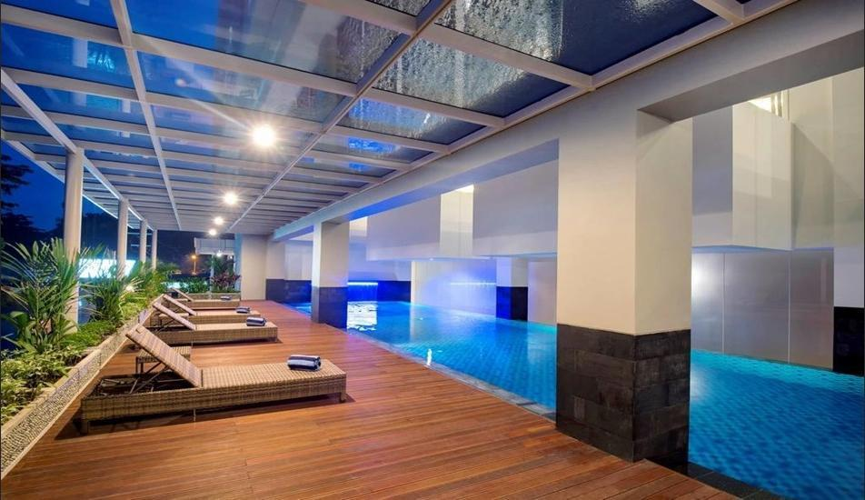 The Atrium Hotel & Resort Yogyakarta - Pool