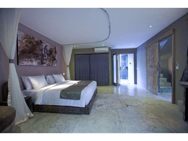 Blue Karma Hotel Bali - Kamar Tamu