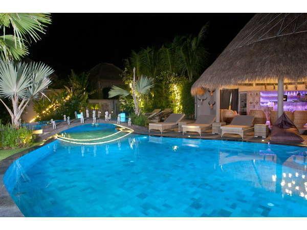 Blue Karma Hotel Bali - Kolam Renang