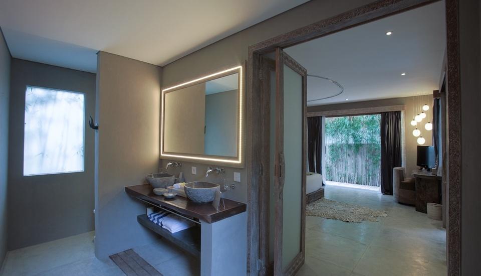 Blue Karma Hotel Bali - Kamar Mandi - Villa 4 Kamar