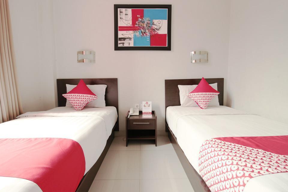 OYO 226 Lj Hotel Bandung Bandung - Deluxe Twin Last Minute