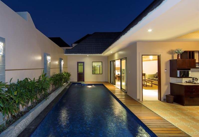 Flamingo Dewata Villa Bali - Kamar tamu