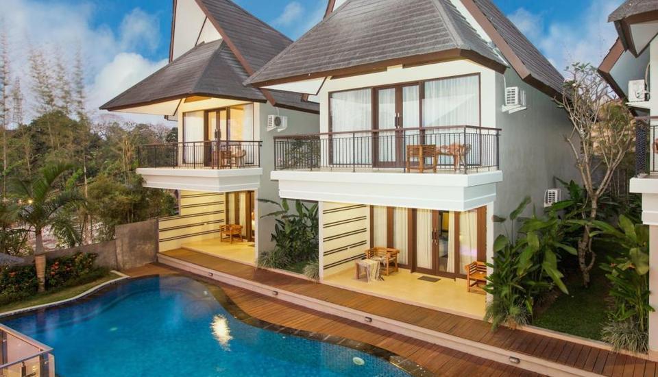 Flamingo Dewata Villa Bali - bangunan