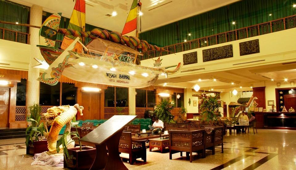 Hotel Satelit Surabaya - Lobi