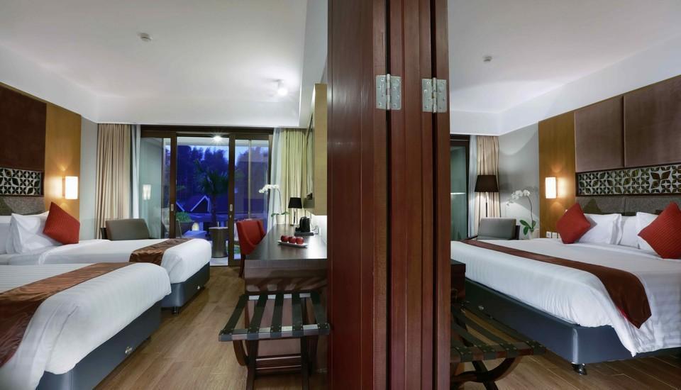 Aston Sentul Lake Resort & Conference Center Bogor - Kamar terhubung