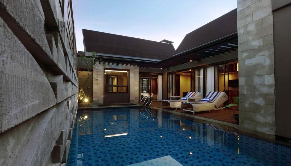 Aston Sentul Lake Resort & Conference Center Bogor - Villa Kolam
