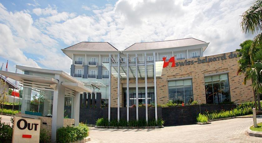 Swiss-Belhotel Palangkaraya - Tampilan Luar Hotel
