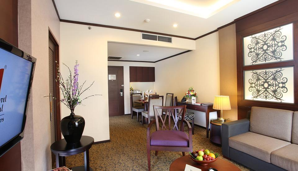 Swiss-Belhotel Palangkaraya - Suite Room