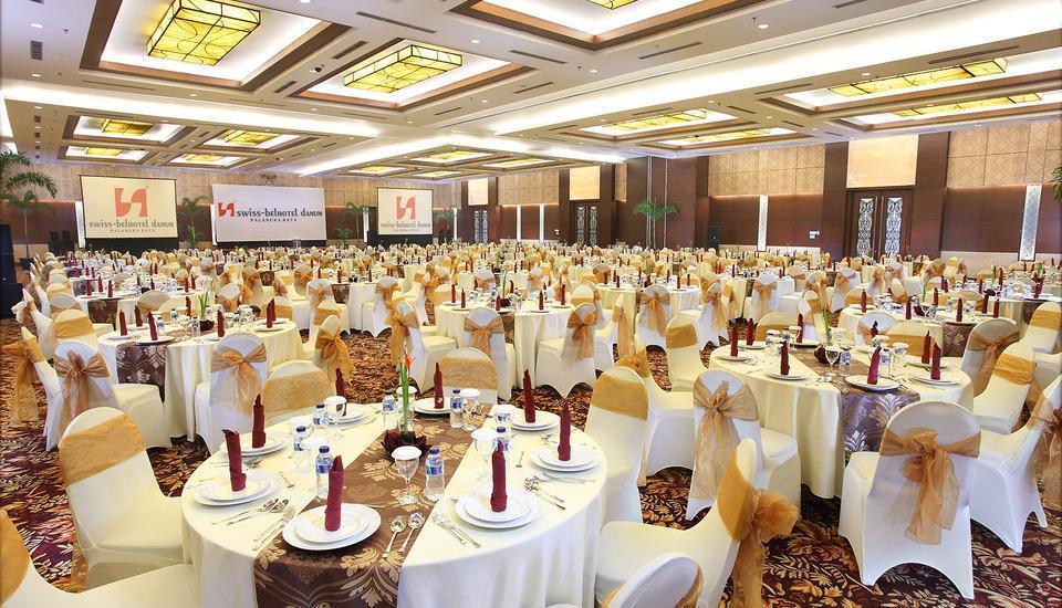 Swiss-Belhotel Palangkaraya - Kahayan Ballroom