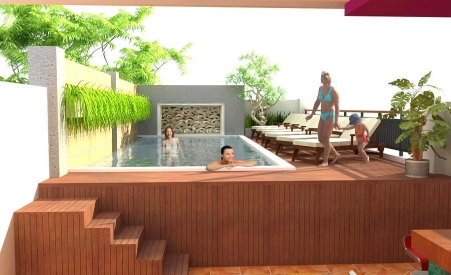Svarna Hotel Sanur Bali -