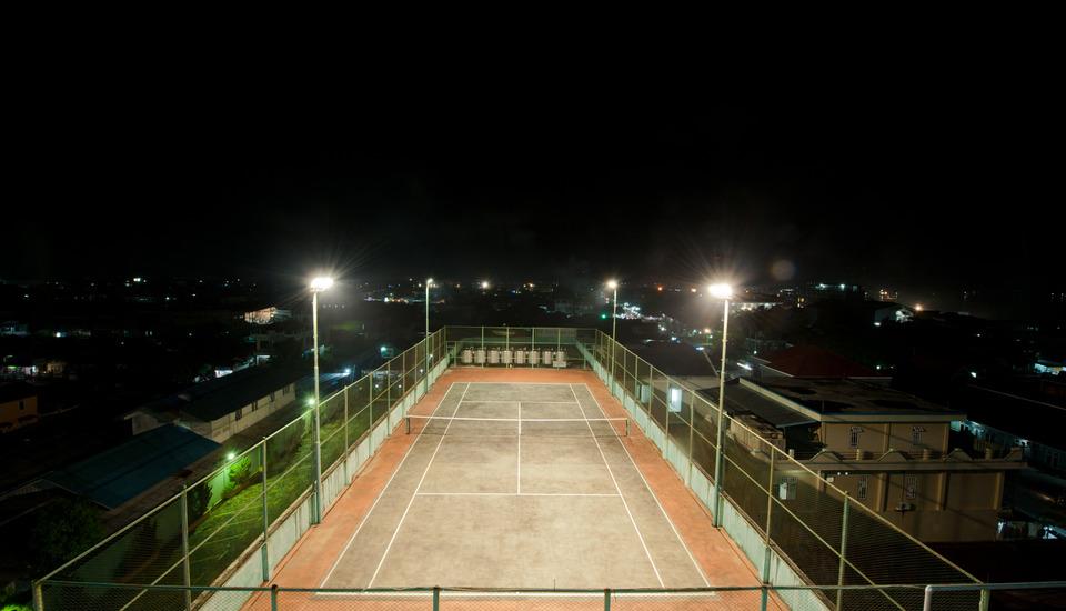 Hotel Derawan Indah Berau - Lapangan Tenis