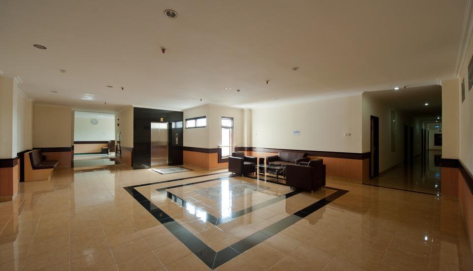 Hotel Derawan Indah Berau - Area lobi