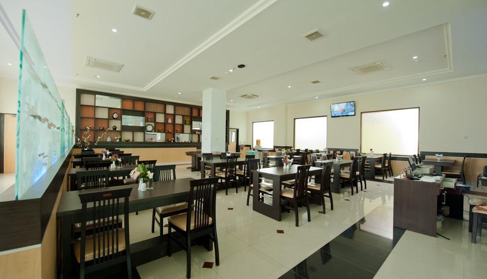 Hotel Derawan Indah Berau - Restoran