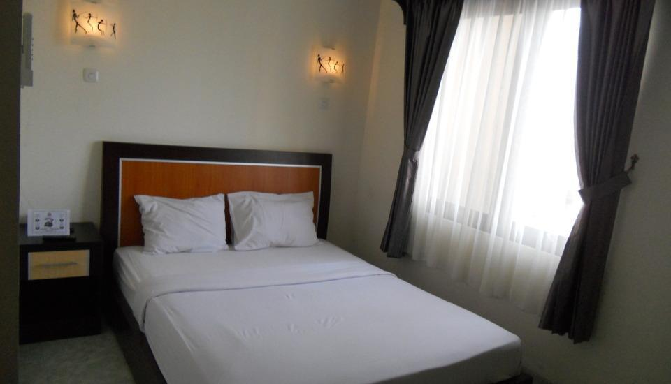 Hotel Derawan Indah Berau - Standard Queen Room Regular Plan
