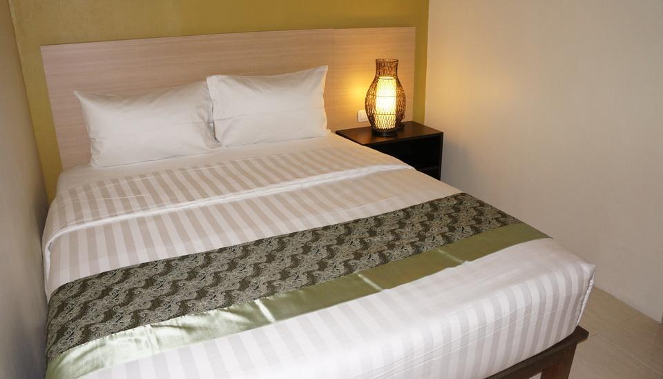 Hotel Asih  Yogyakarta - Kamar tidur