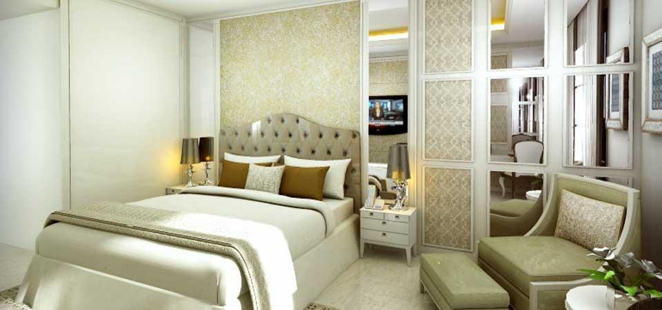Savero Golden Flower Bogor - Superior Room Regular Plan