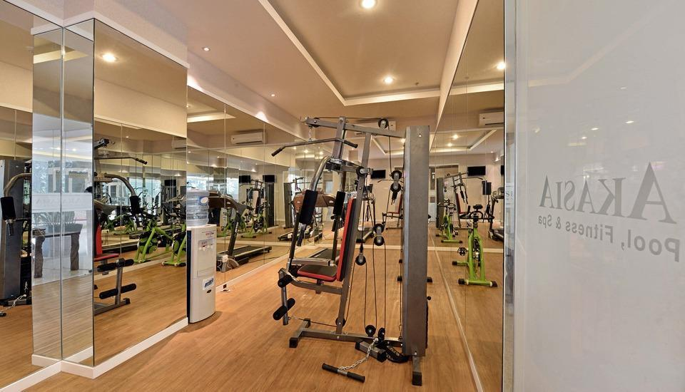 Savero Golden Flower Bogor - Fitness Center