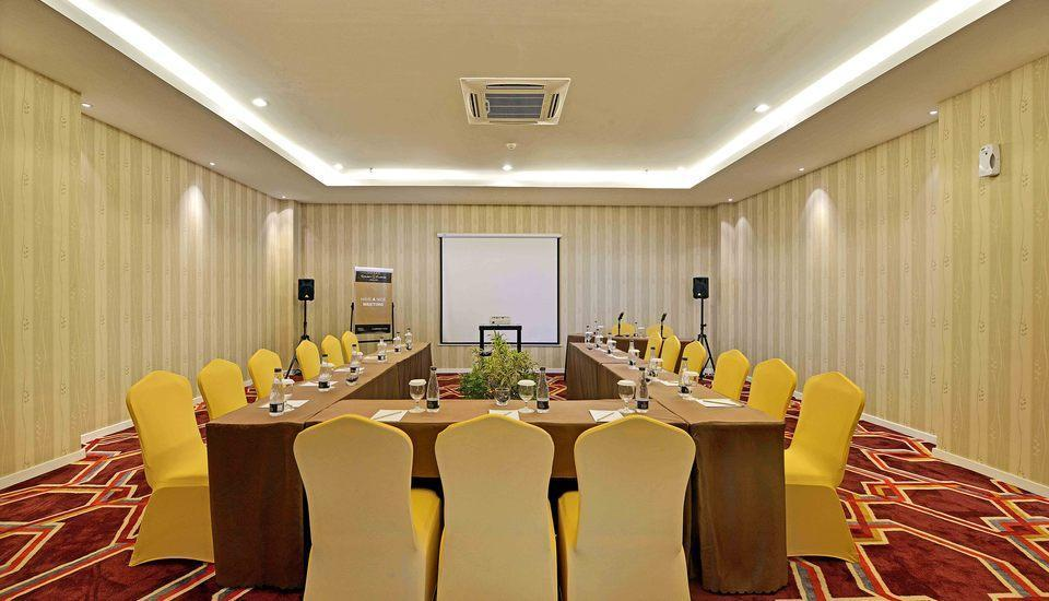 Grand Savero Hotel Bogor - Meeting Room