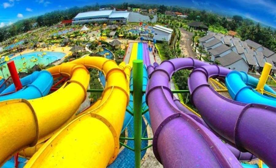 Sangkan Resort Aqua Park Kuningan - Waterpark