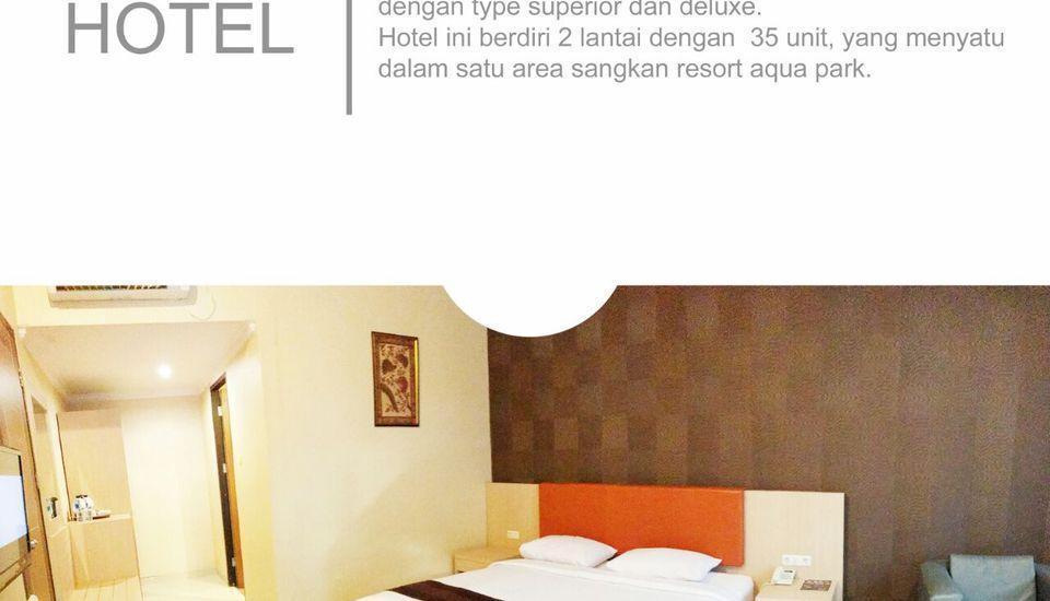 Sangkan Resort Aqua Park Kuningan - Superior Room Only Regular Plan