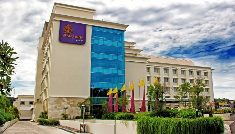 Hotel Grand Inna Muara Padang - Exterior